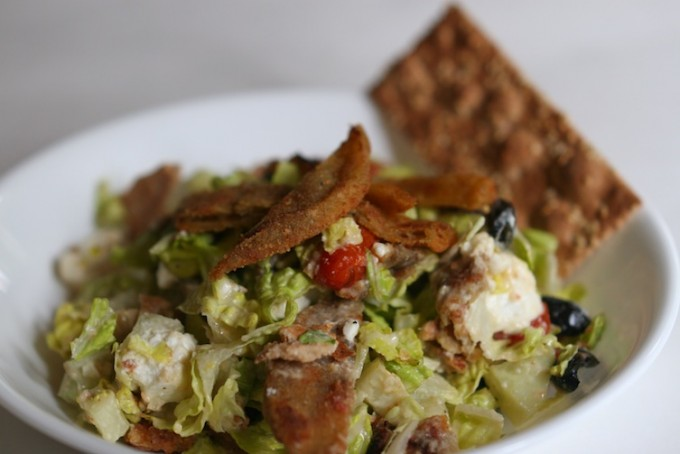 Trader Joe's Inspired Greek Salad