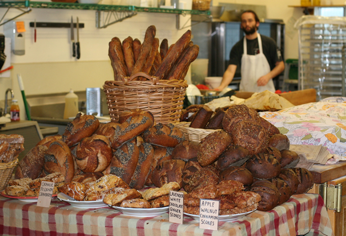 Wild Flour Bread - image