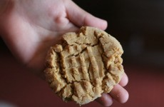 Easy Make Peanut Butter Cookies