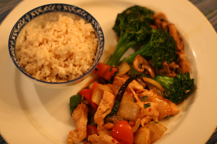 Healthy Kung Pao Chicken image 2